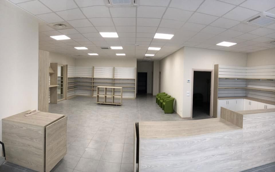Finiture per interni di ambienti sanitari | Palazzolo sull'Oglio (Brescia) | Tinteggiature Gritti Mattia
